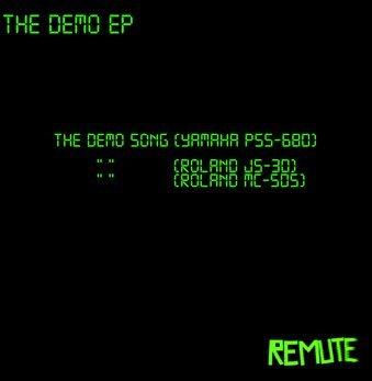 Neue Single von Electro-Musiker Remute geschenkt auf Bandcamp!
