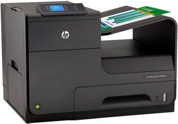 HP Officejet Pro X451dw ePrint Tintenstrahldrucker (A4, Drucker, Dokumentenecht, Wlan, USB, 1200x1200) für 159€ @Office Partner