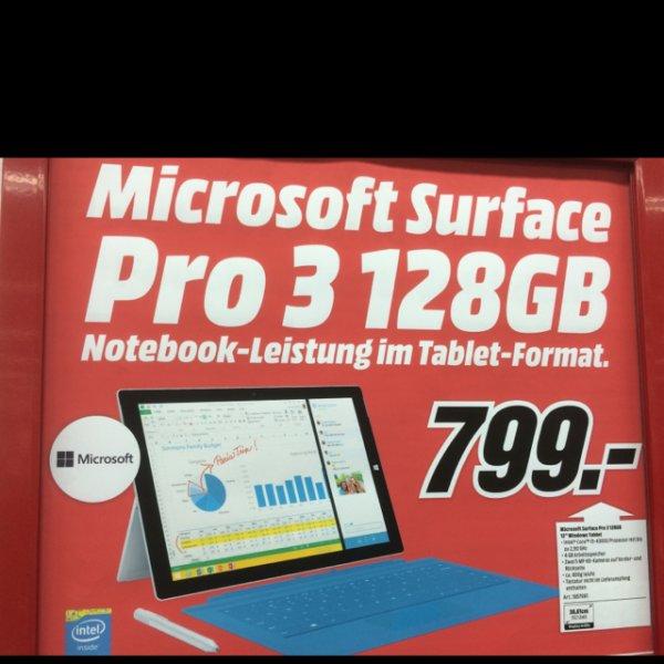 Microsoft Surface Pro128GB Media Markt Köln Kalk