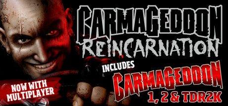 [Steam Midweek Madness] Carmageddon: Reincarnation (Early Access) inc.Carmageddon 1+2 und TDR2K für 12,49€
