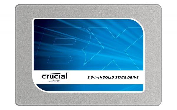 UPDATE [Ebay] Crucial BX100 SSD 250GB für 88€ *** Crucial BX100 500GB für 165€ *** [MeinPaket] Crucial M550 mSATA 128GB für 56€ *** [Conrad SÜ] Intenso Top III 128GB für 46€