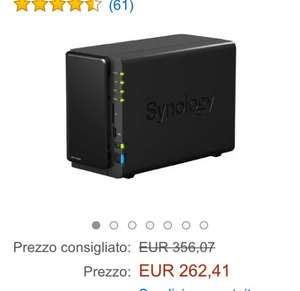 [amazon.it] Synology DS214play