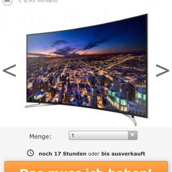 Samsung 55 Zoll UHD TV HU7100
