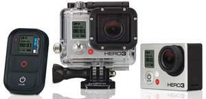 [lokal Saturn Leverkusen] GoPro 3+ Black Edition Adventure für 299€