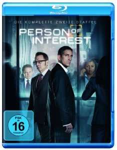 Person Of Interest Staffel 2 (Blu-Ray) für 16,90€! MM Mainz, Alzey & Bischofsheim