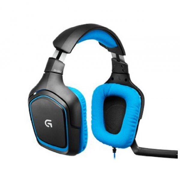 Logitech G430 | Amazon Blitzangebot | Dolby 7.1 Headset | Gaming | 45€
