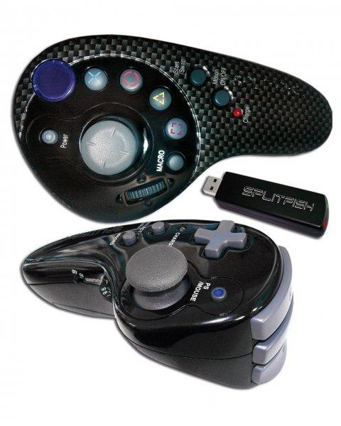 SplitFish PS3 Dual SFX Frag Evolution (PS3 Controller) für 16,99€ @ ZackZack