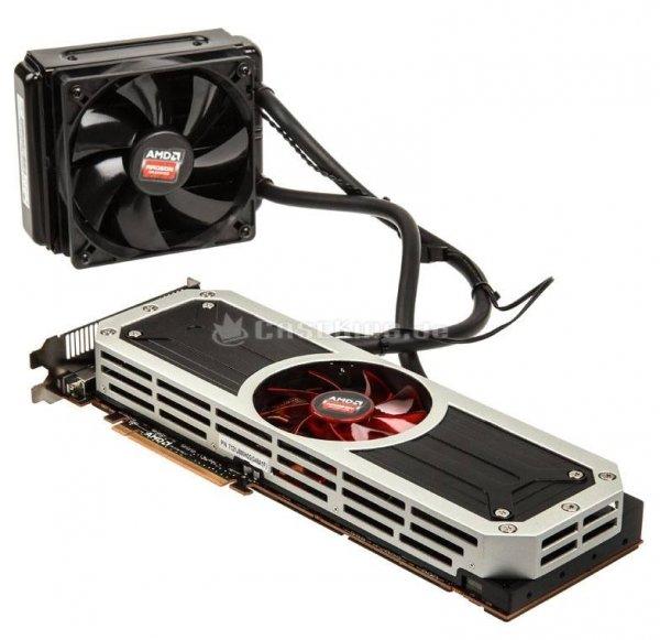 XFX Radeon R9 295X2 8192 MB GDDR5 mit Gutschein 683,89€ Caseking.de