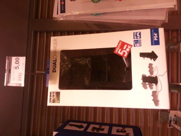 PS4 Dual Charger von Big Ben bei Rossmann [Lokal Leipzig Hauptbahnhof]