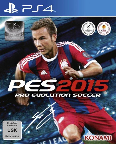 (Saturn.de) Pro Evolution Soccer 2015 - PlayStation 4 & Xbox One je 25,00€ inkl. Versand (GEWINN MÖGLICH)
