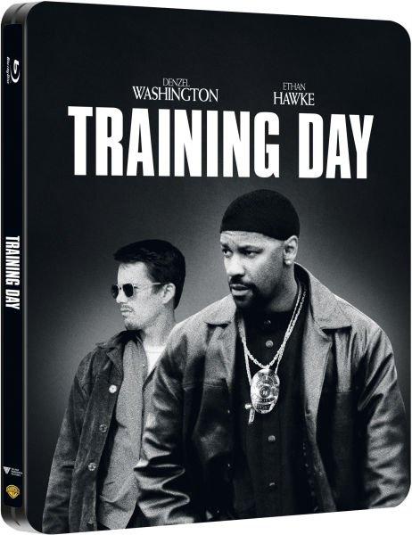 Training Day - Zavvi Exclusive Limited Edition Steelbook (Blu-ray)