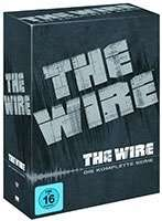 The Wire - Die Komplettbox (24 DVDs) für 34,97€ bei Amazon.de