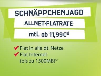 [mobilcom debitel] S4 mini inkl. o2 Allnet Flat für 288.95€ - eff. 3,79€