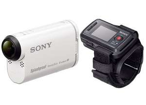 Sony HDR-AS200VR Action Cam, Live View Remote Kit für 326,93€ @redcoon.de