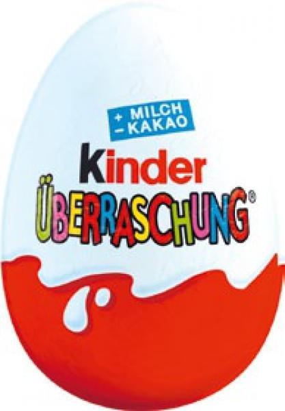 [Lokal Globus Limburg] Kinder Überraschungsei für 0,35 €