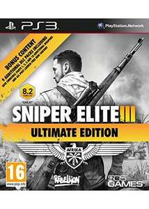 Sniper Elite 3: Ultimate Edition (PS3 / Xbox 360€) für 23,64€ @Base.com