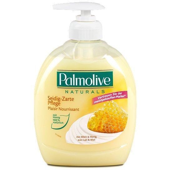 [KAUFLAND BY + BW + teilweise in RP] KW12 Palmolive Flüssigseife (je 300 ml) 6 Spender für 3,28 € (Angebot + Coupon) [Gültig bis 21.03.2015]