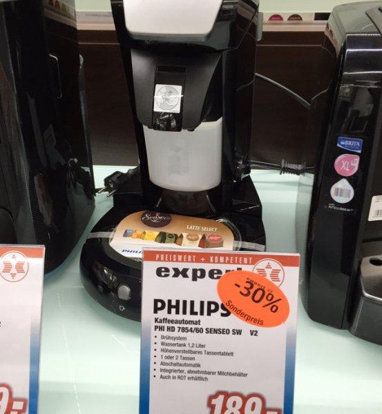 Philips Kaffeeautomat HD7854/60