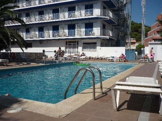 Hotel Nereida Costa Brava 10 Tage Halbpension 2 Personen