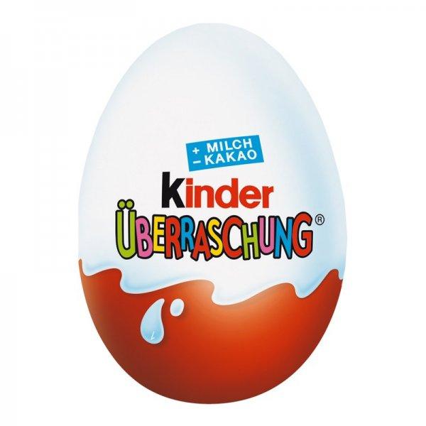[Edeka / Netto / reebate] Kinder Überraschungs-Ei kostenlos (bei Netto mit 10ct Gewinn)