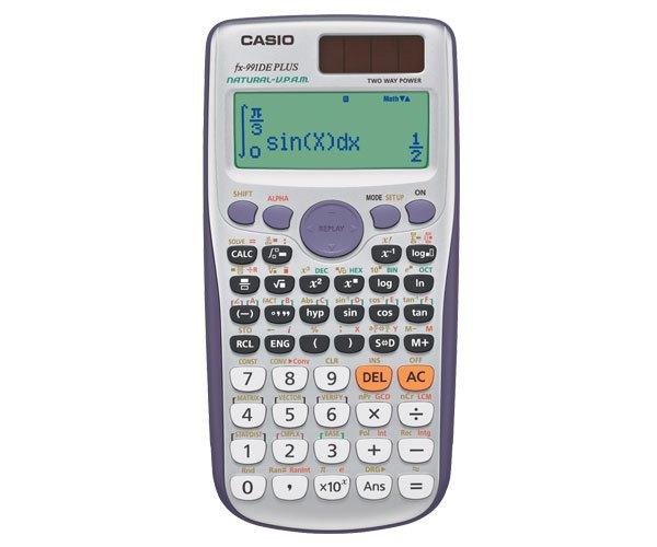 [SMDV SÜ] Casio FX991DE Plus Taschenrechner + 4x Blöcke (bzw. Füllartikel im Wert von 2,57€) für 20€