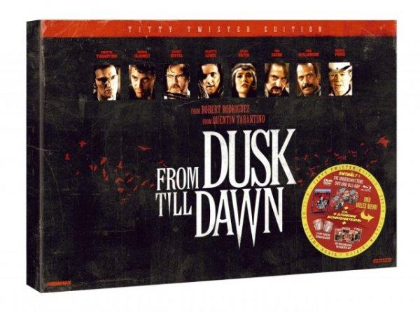 (OV) From Dusk Till Dawn: Titty Twister Edition Blu-ray *Uncut*