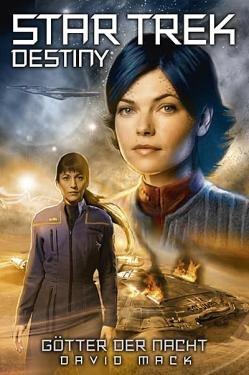 [Amazon Kindle + iBook] Star Trek Destiny - Band 1 - Götter der Nacht (1. Teil der Triologie) für 2,49 EUR  (1/3 des Normalpreises)