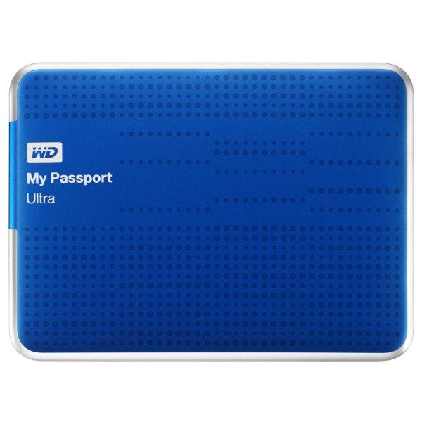 [Amazon] WD My Passport Ultra externe Festplatte 2TB Titanium (~18% Ersparnis) 4h