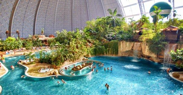 Tropical Islands - 2 Tage im exklusiven Premium Zimmer