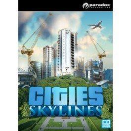 Cities: Skyline PC/LINUX/MAC Steam Key