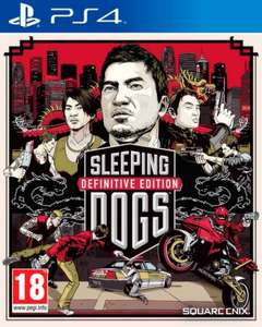 Sleeping Dogs Definitive Special Edition (PS4/XboxOne) [AT-PEGI] @Gameware.at