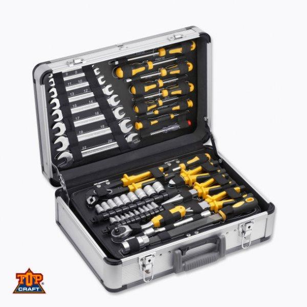 [Aldi Nord] TopCraft bzw. Workzone Werkzeugkoffer 84,99€ seit Montag im Angebot