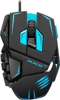 [Amazon Blitz) Mad Catz M.M.O.?TE Gaming Maus für PC,8200dpi - Schwarz matt für 42,-€ Ab 16.00 Uhr