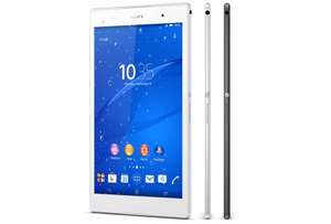 Sony Xperia Z3 Tablet Compact WiFi 16 GB Android 4.4 weiß für 289€ @ Cyberport