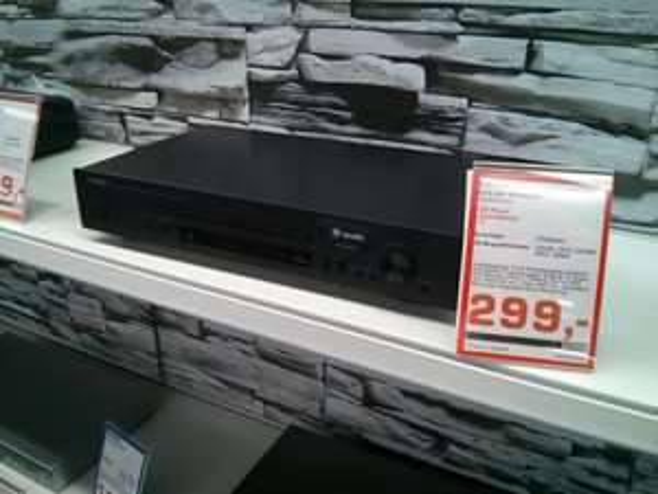 [Satan Bochum] 299€ Yamaha CD N-301 schwarz