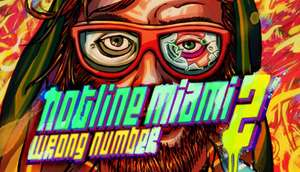 Hotline Miami 2: Wrong Number @Humble-Store (STEAM+DRM free)