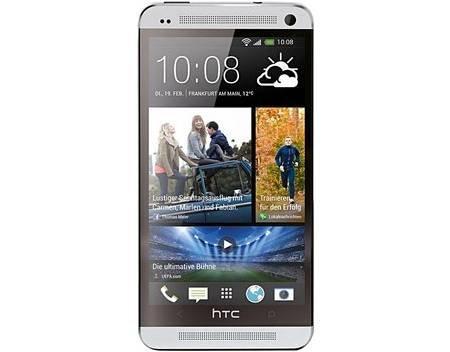 HTC One glacial silver 32GB B-Ware meinpaket.de