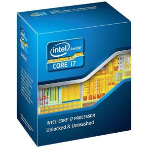 Intel Core i7 4820K Quad Core Prozessor @ Amazon.fr