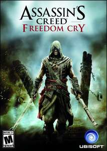 [uPlay] Assassin's Creed Freedom Cry (Stand Alone) für 3,56€ @ Amazon.com (oder 3,74 @ Steam)