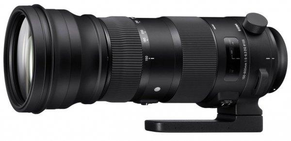 Sigma 150-600/5,0-6,3 DG OS HSM Objektiv (Filtergewinde 105mm) für Sigma für 1599,12€