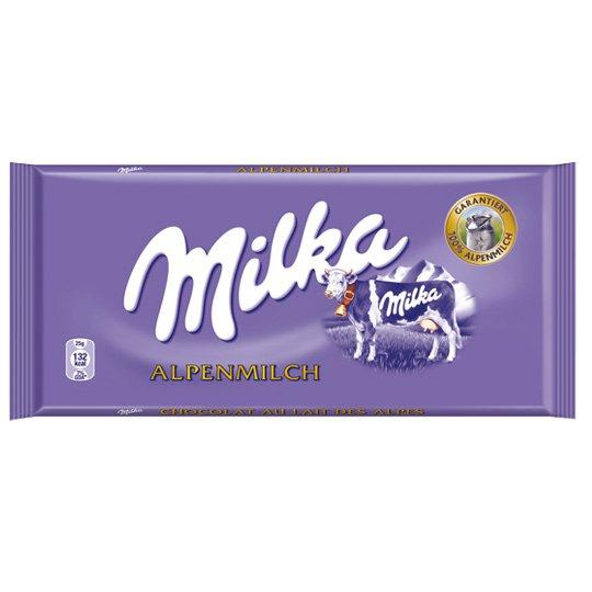 [Poco] Milka Schokolade 100g