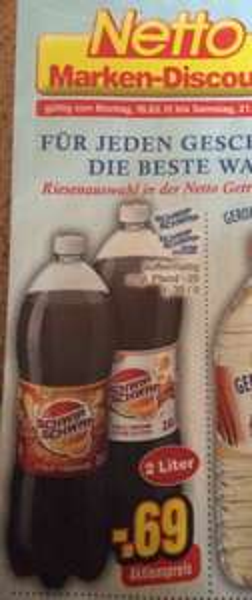 [Netto] Schwip Schwap 2 Liter