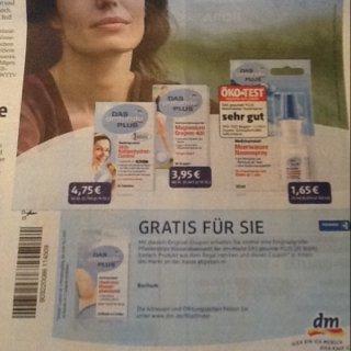gratis Pflasterstrips bei dm - Gutschein in div. Zeitungen, fast bundesweit (Bochum, Berlin, Dresden, Leipzig, Hamburg, Halle, Hannover, Vechta, Essen, Siegen, Vechta,Rostock,...)