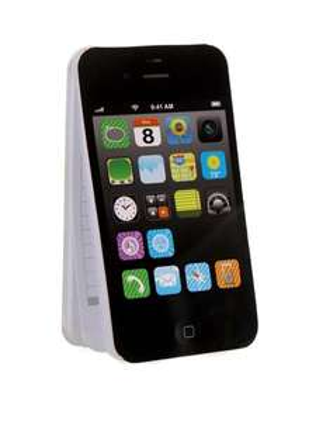 Notizblock mit Motiv Handy iPhone für 1,49€ inkl VSK @ ebay