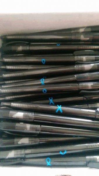 Kostenloser AGK Kugelschreiber (nur solange Vorrat reicht) Link im ersten Post