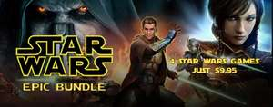 Star Wars Epic Bundle for steam @MacGameStore