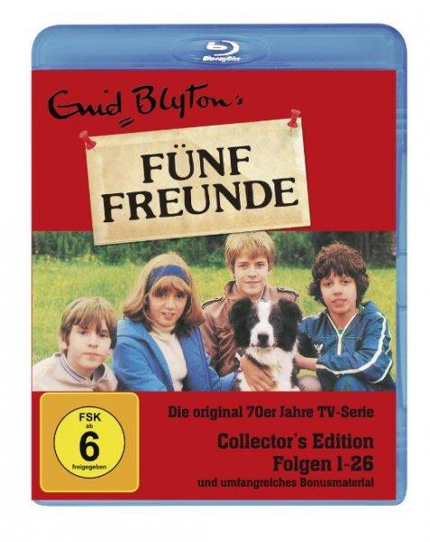 (Saturn.de) (BluRay) Enid Blyton: Fünf Freunde - Special Edition (Folgen 1-26)