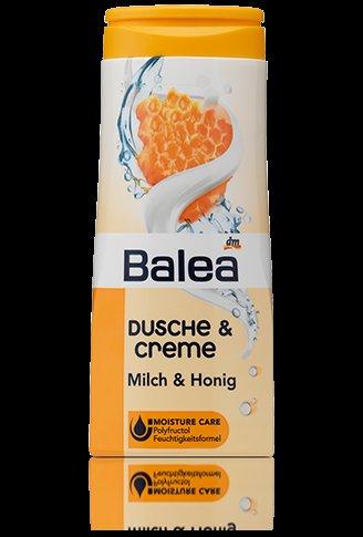 """[DM] (Lokal ? oder Bundesweit) DM Balea Dusche & Creme """"Milch & Honig"""" Gratis im Markt mitnehmen 300ml !"""