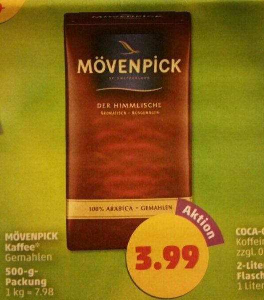 Bundesweit Penny Mövenpick - Der Himlische Kaffee 3.99€