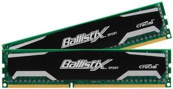 Crucial Arbeitsspeicher DIMM 8 GB DDR3-1600 Kit für 57,85€ @ZackZack